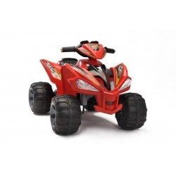 12V QUAD BIKE - (RED)