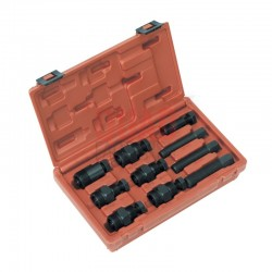 Motorcycle Flywheel Puller Set 10pc