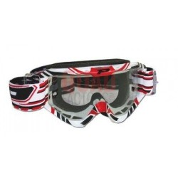 PROGRIP L/S GOGGLE RED/WE PG3450/12