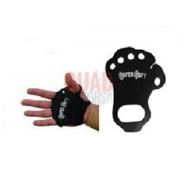 PALM SAVERS BLACK 5 FINGERS