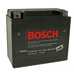 Battery Bosch 12V YTX20-BS