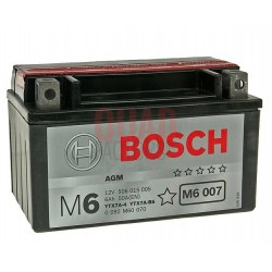 Battery Bosch 12V YTX7A-BS