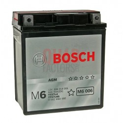 Battery Bosch 12V YTX7L-BS