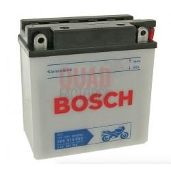 Battery Bosch 12V 12N9-4B1 / YB9-B / 12N9-BS
