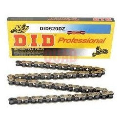 DID 520DZ HD MX CHAIN 120L