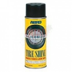 SILICONIZED TIRE SHINE