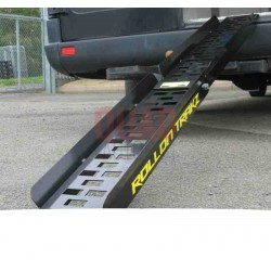 STEEL FOLDING RAMP WITH SIDES