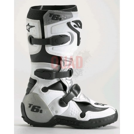 TECH-6s JUNIOR ALPINESTARS MOTOCROSS BOOTS