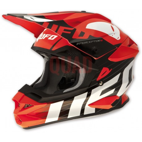 INTERCEPTOR HELMET - RED DEVIL